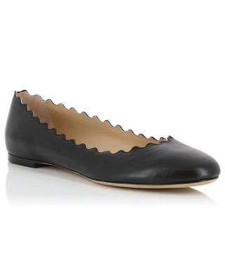 Lauren leather ballet flats CHLOE