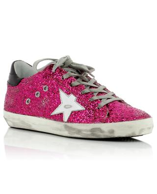 Baskets en cuir Superstar GOLDEN GOOSE