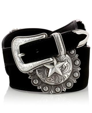 Regina suede belt KATE CATE