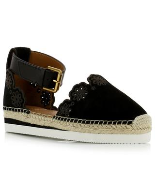 Glyn leather espadrilles SEE BY CHLOE
