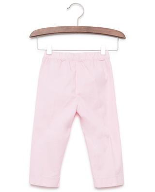 Cotton trousers IL GUFO