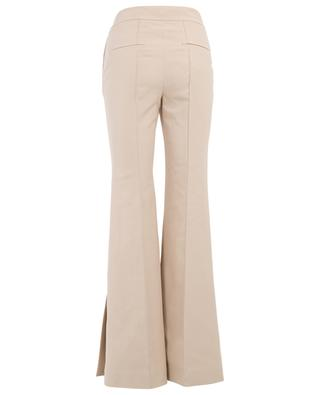 Look Sharp cotton blend trousers SCHUMACHER