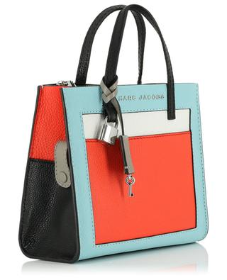 The Colorblocked Mini Grind tote bag MARC JACOBS
