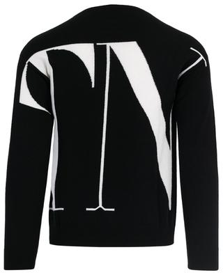 Virgin wool and cashmere jumper VALENTINO
