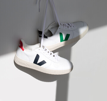 Veja: cool eco-friendly sneakers