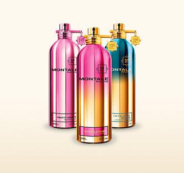 Montale, parfums d'Orient