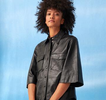 Ganni-jacket